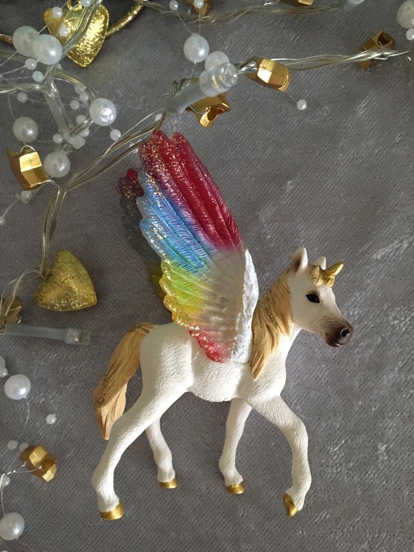 geflügeltes Einhorn - Pegasus